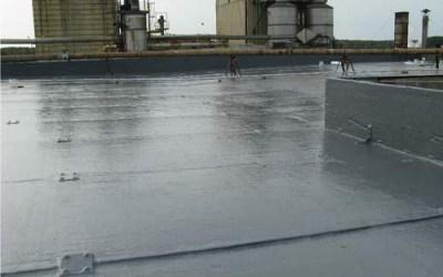 Chống thấm trên mái nhà