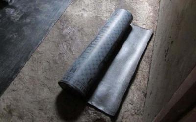 Chống thấm tầng hầm bằng phương pháp dán màng khò nóng